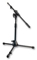 Short Microphone Stand with Adjustable Boom  Click for larger image
