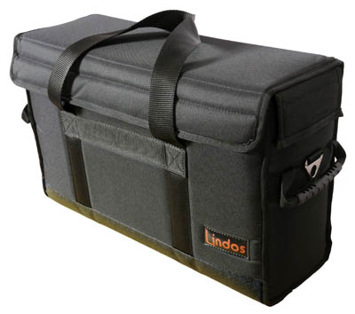 Lindos CC2 - LA100 Soft Carry Case (projection)